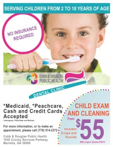 Dental Clinic Flyer Complete English_Spanish MS_Page_1